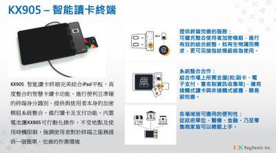 KX905 智能讀卡機